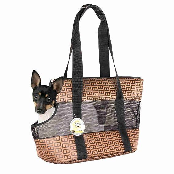Review Travel Pet Carrier Purse