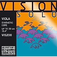 Thomastik Cuerdas para Viola Vision Solo Synthetic Core