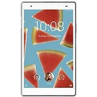 """Lenovo TAB4 8 - Tablet de 8"""" HD (Procesador Qualcomm Snapdragon 425,  2GB de RAM, memoria interna de 16GB de eMCP, Camara frontal de 5MP, Sistema operativo Android 7.1, WiFi + Bluetooth 4.0) color blanco polar"""
