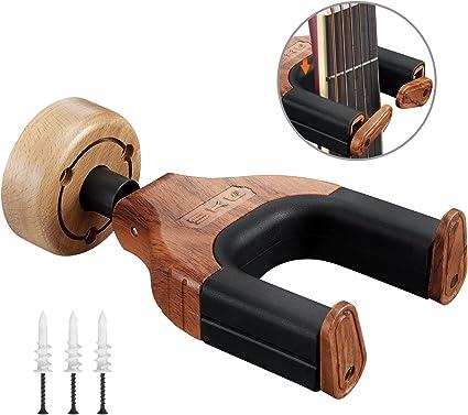 Soporte de pared para guitarra clásica, acústica o eléctrica de ...