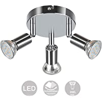 Creyer Orientable y Giratoria Foco LED Para Techo