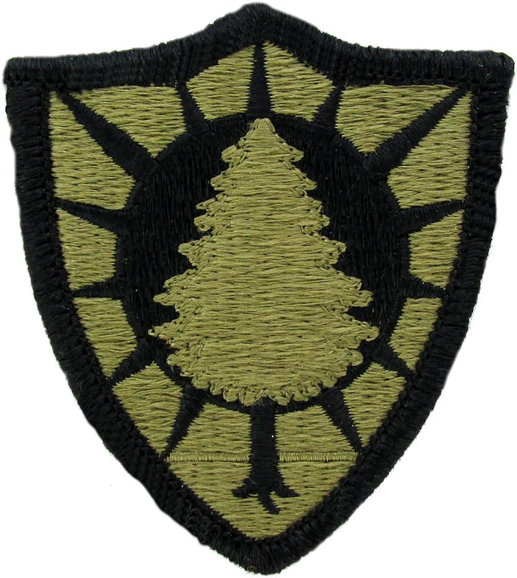 Maine National Guard OCP Patch - Scorpion W2