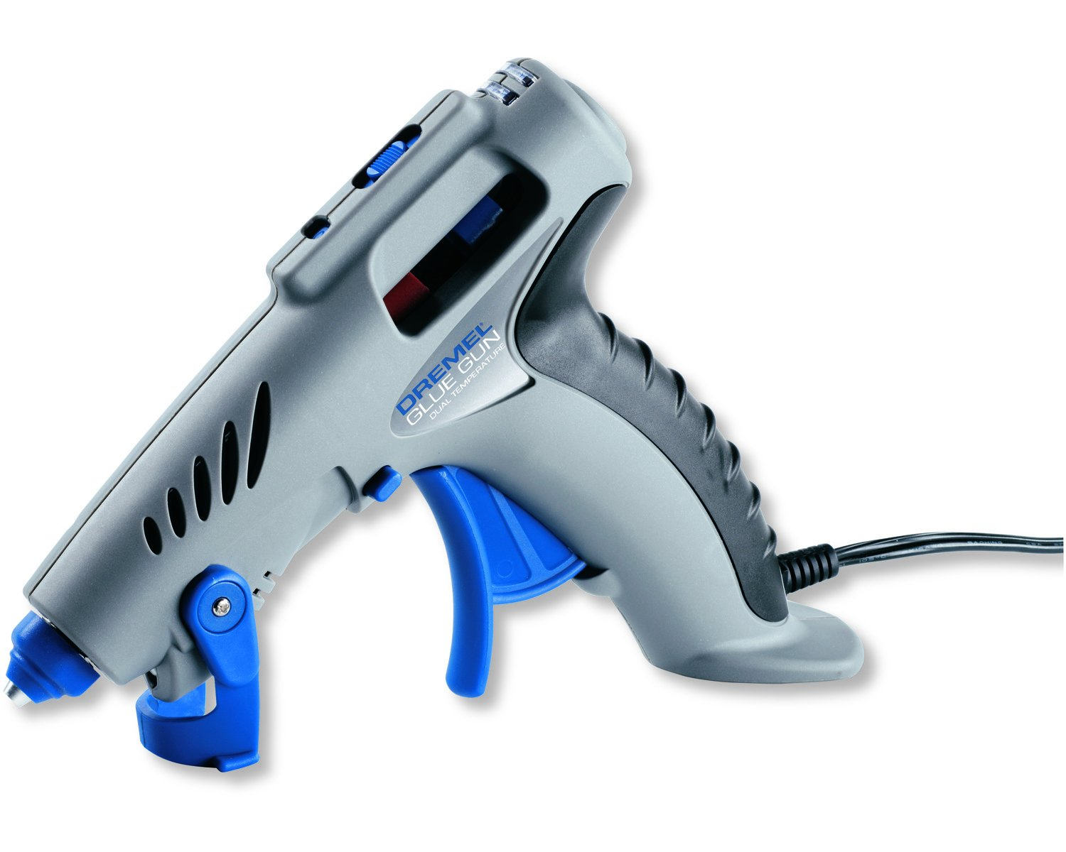Dremel Glue Gun 910-3 Compact Tool (165 degree Celsius), 3 Accessories Robert Bosch Ltd F0130910JB