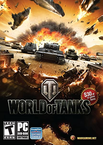 Amazon.com: World of Tanks With $30.00 In Pack Value-Items ...