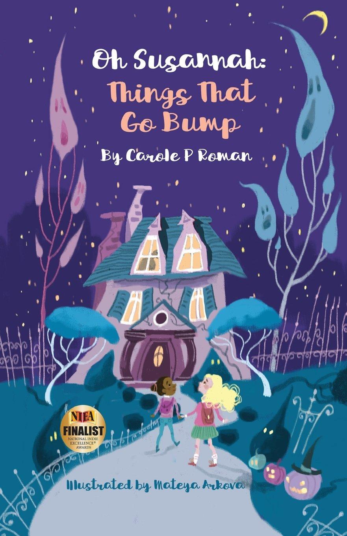 Download Oh Susannah: Things That Go Bump: An Oh Susannah Story (Volume 2) pdf
