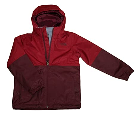 f587461f8bf6 Amazon.com  THE NORTH FACE WILL spring   fall youth BOYS TRICLIMATE ...