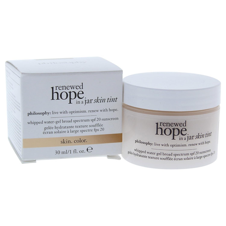 Philosophy Renewed Hope in a Jar Skin Tint Spf 20, #3.5 Sand for Women, 1 Ounce PerfumeWorldWide Inc. Drop Ship