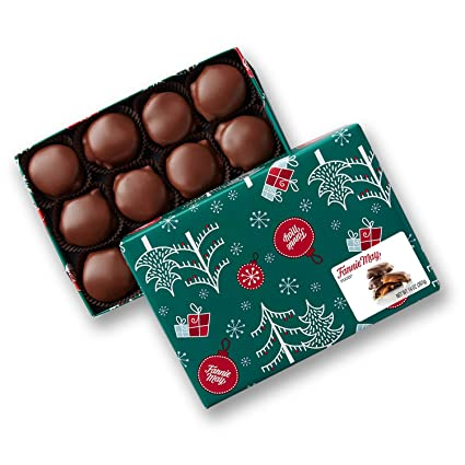 When Will Fannie Mae Mint Meltaways Be Available For Christmas 2020? Amazon.: Fannie May Holiday Wrap Pixies, Milk Chocolate