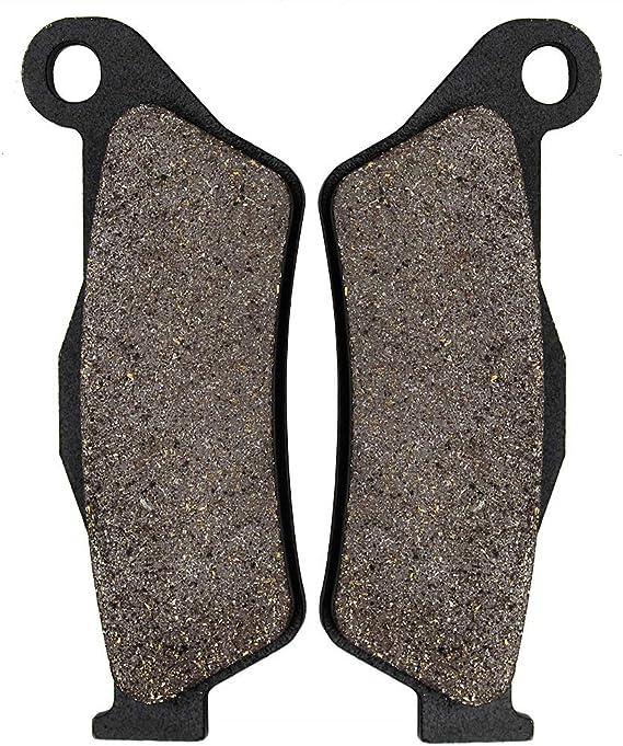 SEMI METAL FRONT BRAKE PADS FOR KTM EXC-F 350 Six Days Diaphragm Spring 12 F