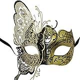 Signore costume di carnevale maschera stile farfalla Maschere Veneziane