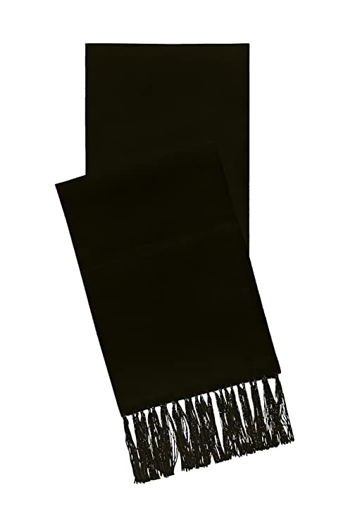 Vintage Scarves- New in the 1920s to 1960s Styles Mens Formal Satin Scarf $16.97 AT vintagedancer.com