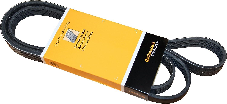 Amazon Com Contitech Pk060739 Serpentine Belt Automotive