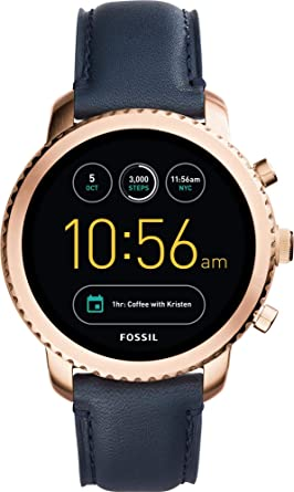 Amazon.com: Reloj Fossil Q SMARTWATCH AMOLED Q EXPLORIST ...