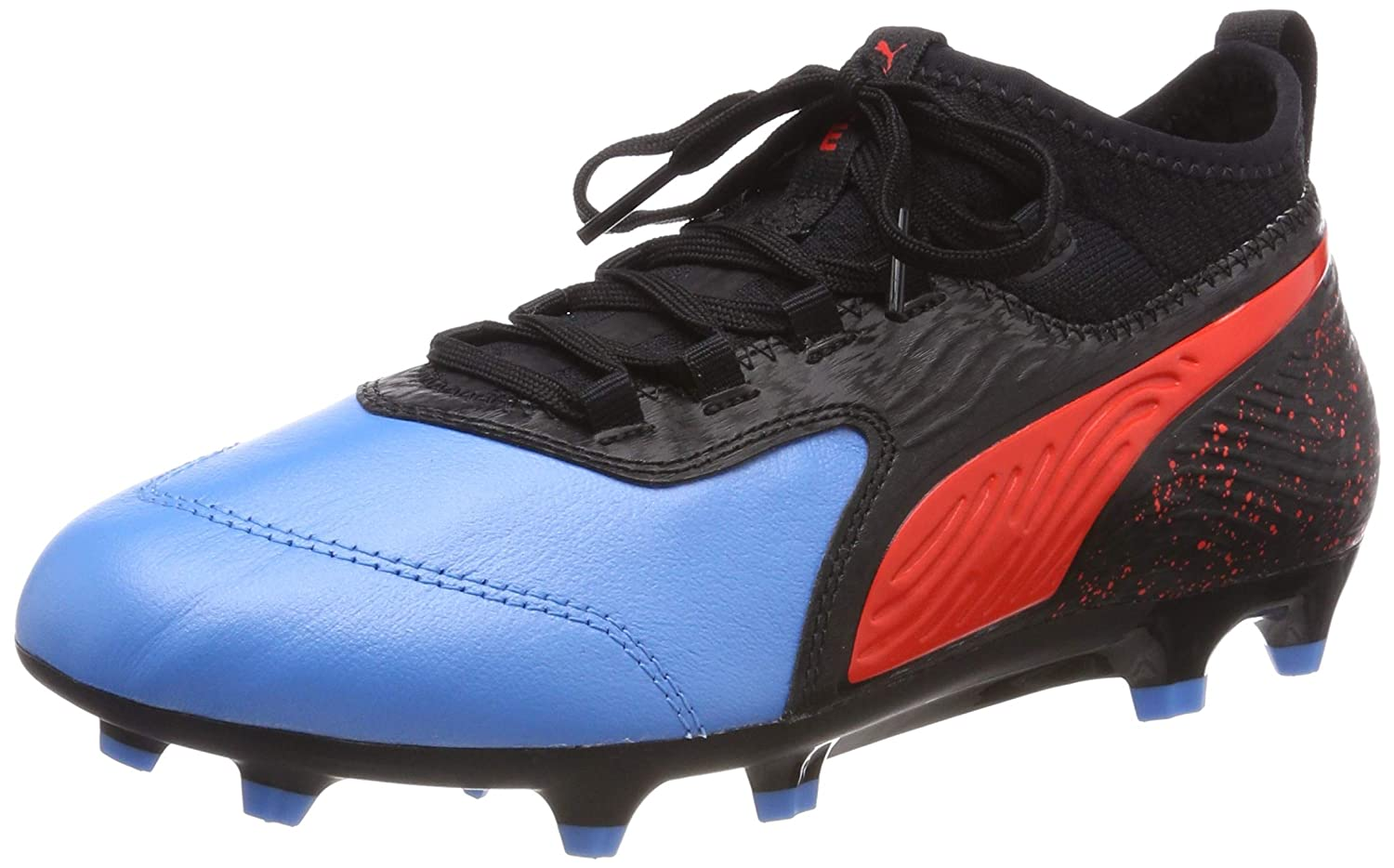 aad00812805 Amazon.com : PUMA Junior ONE 19.3 Firm Ground/Artificial Grass ...