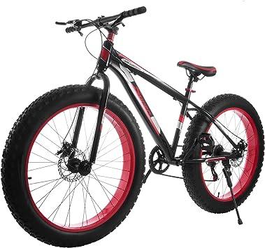 Happybuy Grasa neumático para Bicicletas 26 Pulgadas 7 ...