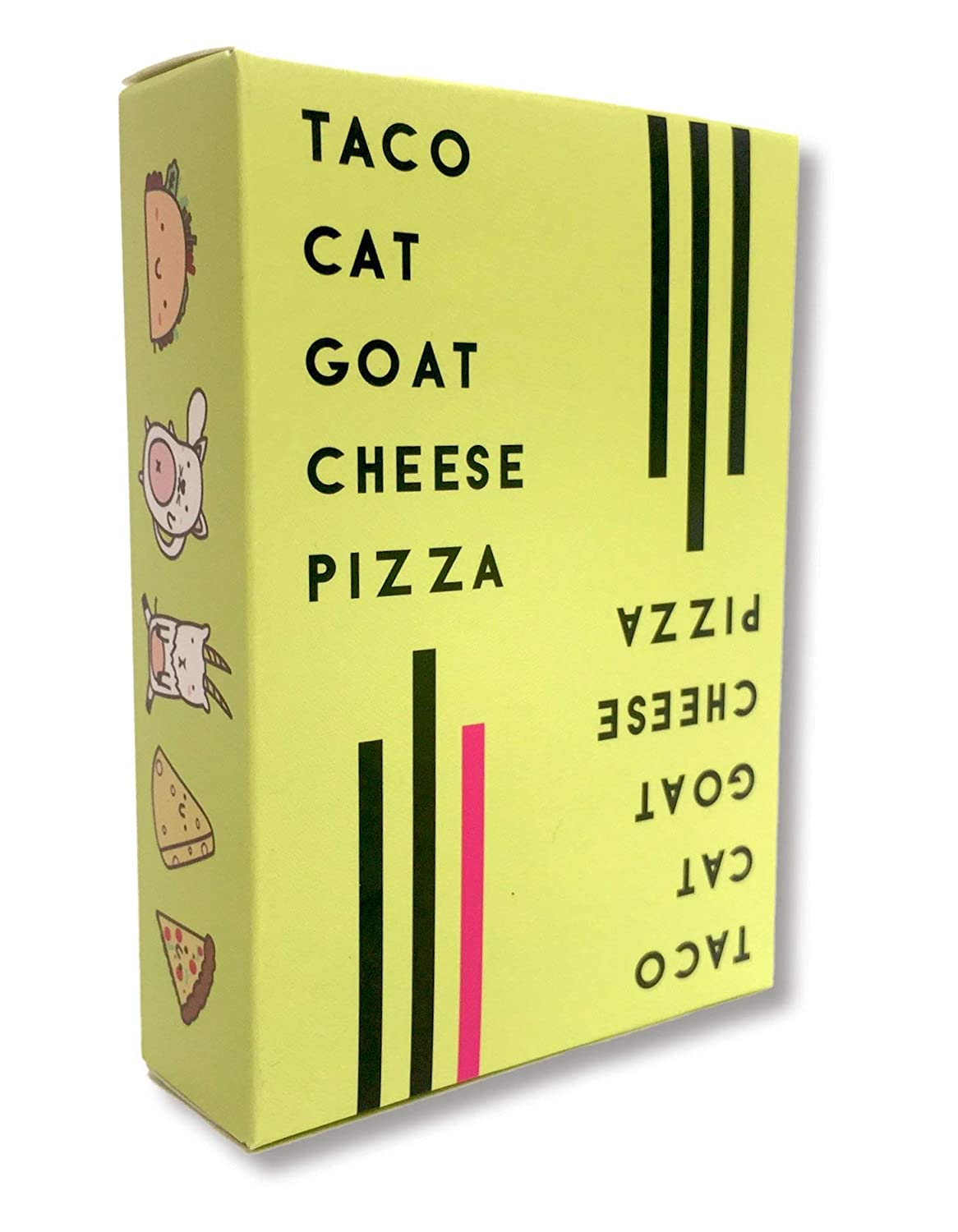Taco Cat Goat Cheese Pizza by Dolphin Hat Games