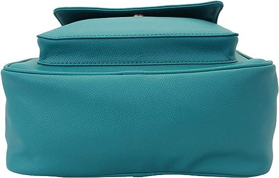 Lapis O Lupo Combo Teal Women Sling Bag and Sling Bag Light Tourquise,Blue Multi-functional pocket design