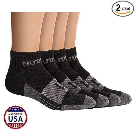 b86be430190 Amazon.com  MudGear Trail Running Socks for Men and Women