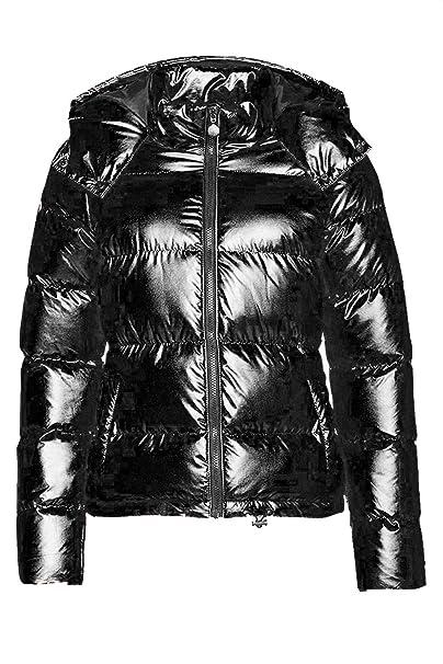 Amazon.com: Kooosin - Chaqueta con capucha para mujer ...