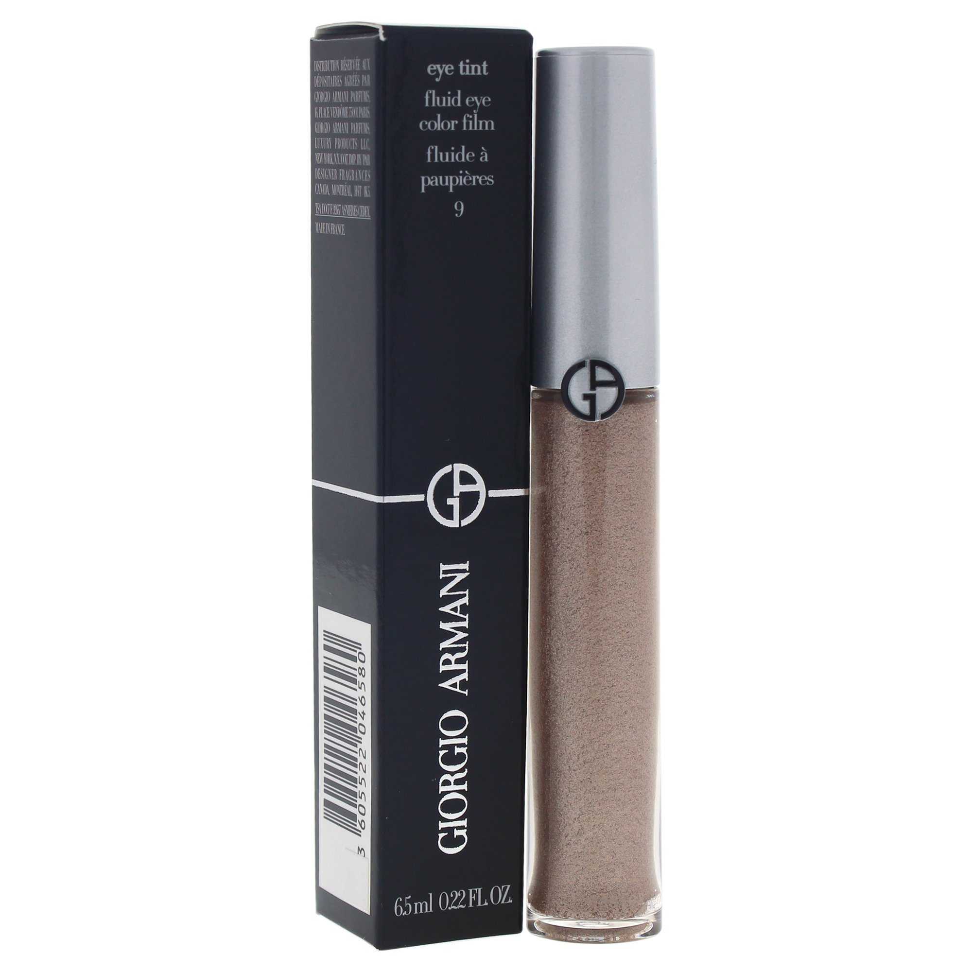 Giorgio Armani Eye Tint Eyeshadow, 9 Cold Copper, 0.22 Ounce