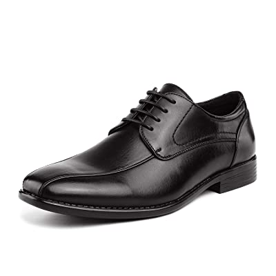 Amazon.com | Bruno Marc Men's Dress Shoes Formal Classic Lace-up Oxfords | Oxfords