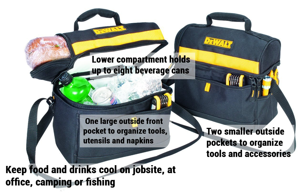 DEWALT DG5540 Cooler Tool Bag, 11 in. by DEWALT (Image #3)