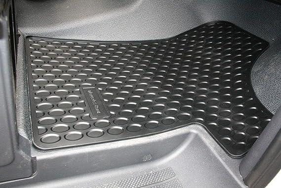 Mercedes Benz Original Caoutchouc Paillassons M CLASSE W 164 LHD Cachemire Beige Nouveau neuf dans sa boîte