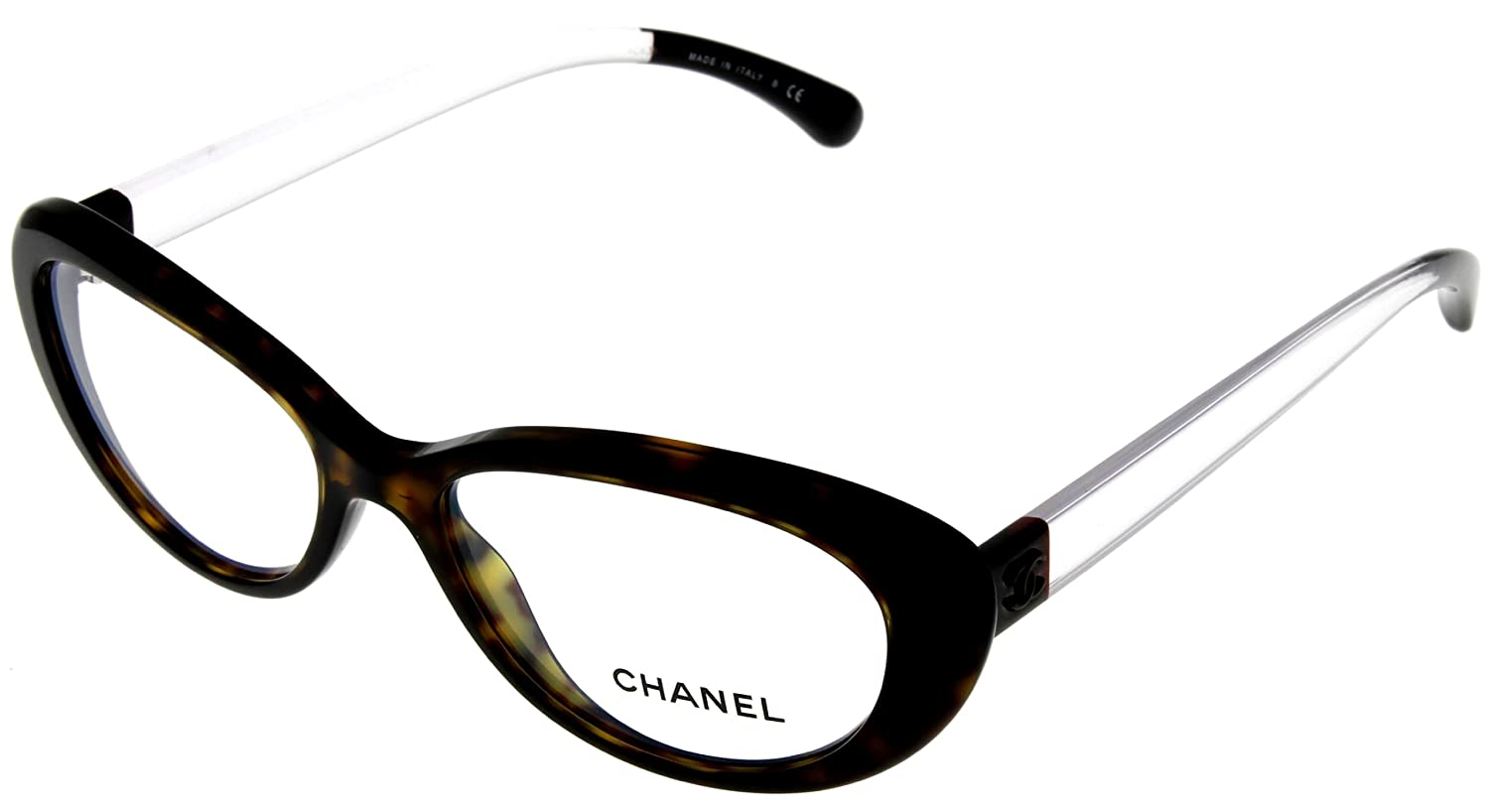 242017d5659b4 Amazon.com  Chanel Prescription Eyeglasses Frame Havana Women CH3275 C714  Oval  Clothing