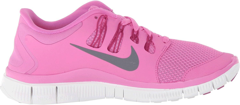 Nike - Zapatillas de Running de Lona para Mujer Rosa Rosa 37: Amazon.es: Zapatos y complementos