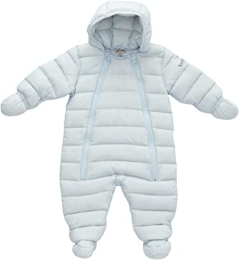 Enfriarse desfile Colector  Timberland Baby Boys' Snowsuit - Blue - 12 Months: Amazon.co.uk: Clothing