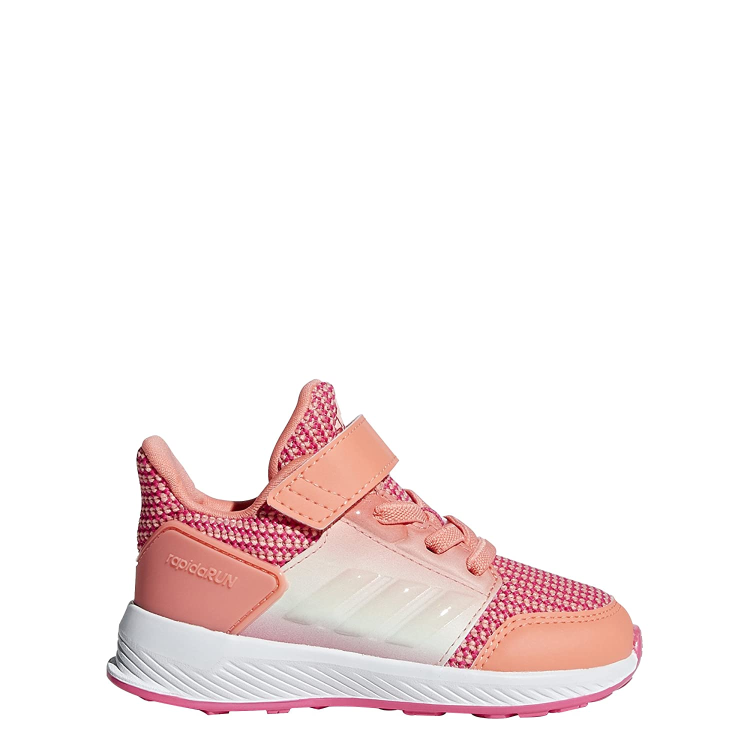 adidas Kids RapidaRun Running Shoe BY9027