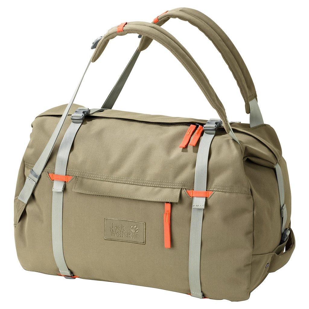 Jack Wolfskin Roamer Duffle Bag, Burnt Olive, 80 L
