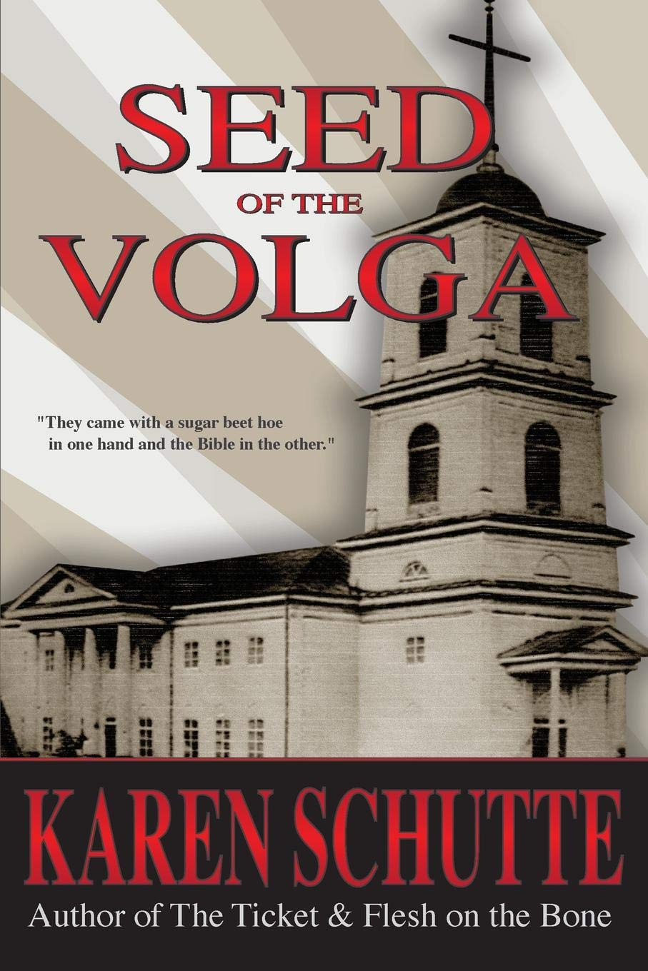 Download Seed of the Volga: 2nd in a Trilogy of an American Family Immigration Saga ebook