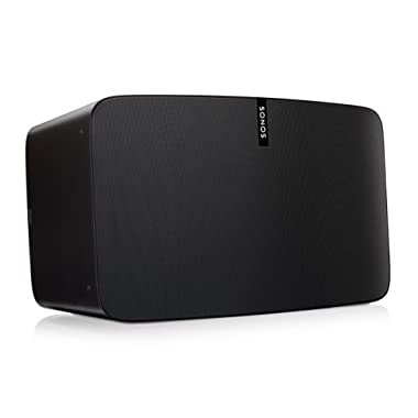 Sonos Play:5 Ultimate Wireless Smart Speaker for Streaming Music. Works with Alexa. (Black)
