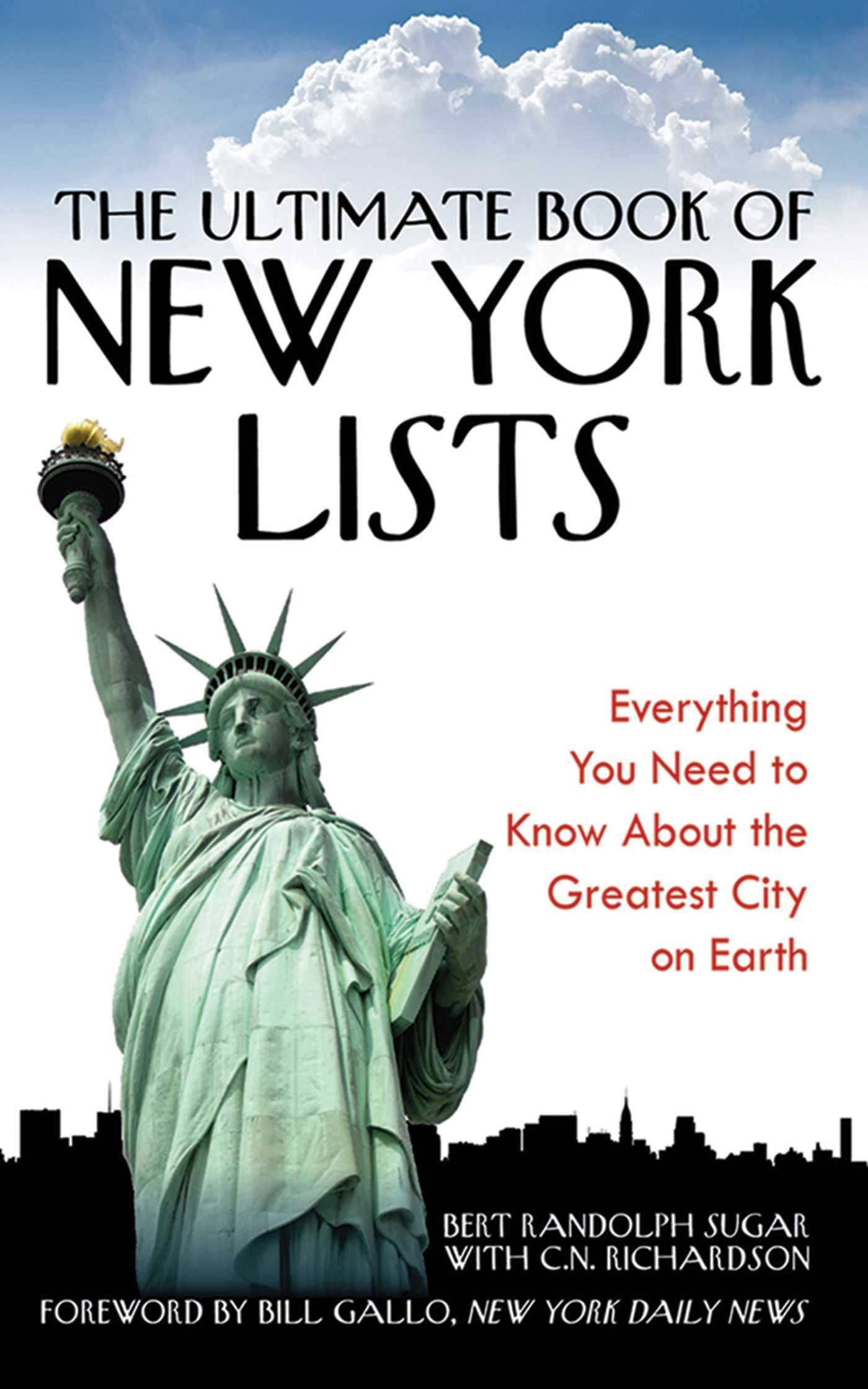 The Ultimate Book of New York ...
