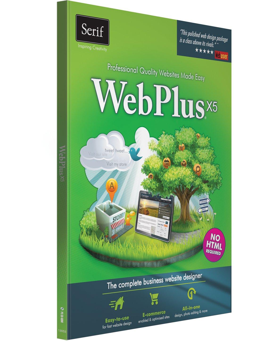 Serif WebPlus X5 by Serif