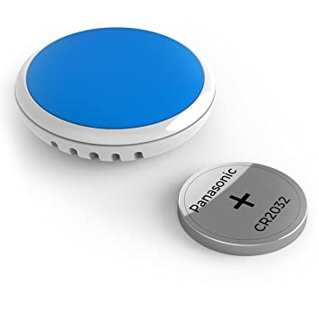 TEMPO DISC ™ Termómetro inalámbrico Bluetooth, higrómetro y sensor de punto de rocío y registrador