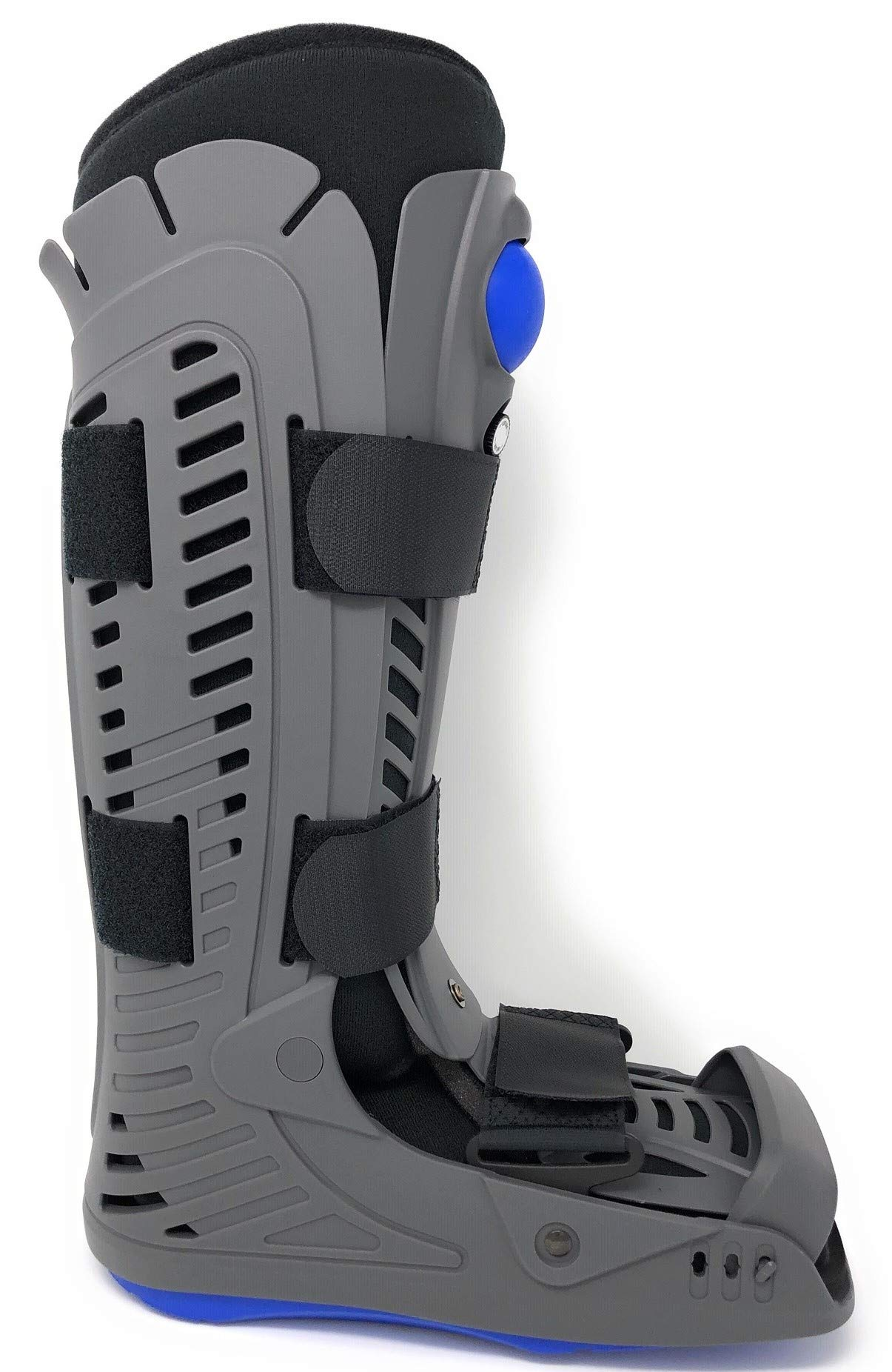 SB High Top Closed Toe Air Medical Fracture Boot (X-Small) by SB SUPERIORBRACES