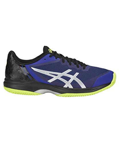 huge discount bf78f 576da ASICS Men s Gel-Court Speed Clay Tennis Shoes, (Illusion Blue Silver 410