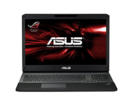 ASUS ROG G75VW 17 Inch Gaming Laptop OLD VERSION