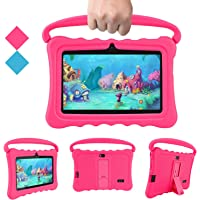 Android Kids Tablets PC, Veidoo 7 inch Kids Tablet with 1GB Ram 16GB Storage, Safety Eye…