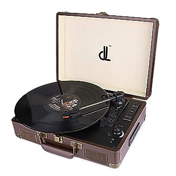 Amazon.com: D&L - Reproductor de audio y vídeo con Bluetooth ...