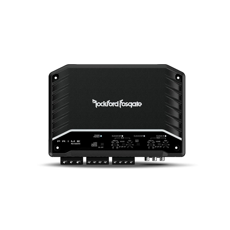 Rockford Fosgate R2-500X4 Prime 500-Watt 4-Channel Amplifier