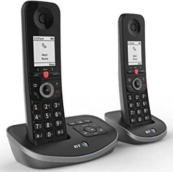 3b728314e BT Advanced Cordless Home Phone with 100% Nuisance Call Blocking and Answering  Machine
