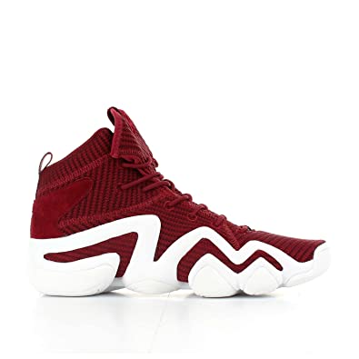 meet 4dce3 cd6e3 adidas Crazy 8 PK ADV, Chaussures de Fitness Homme, Rouge (BuruniBuruni