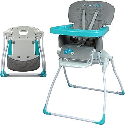 Chaise Haute Bebe Pliante Extra Compacte Amazon Fr Bebes Puericulture