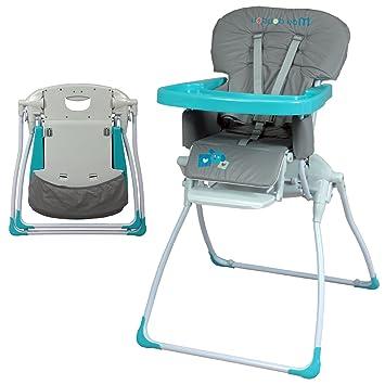 Chaise Haute Bebe Pliante Extra Compacte