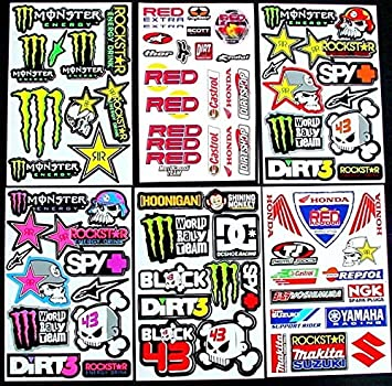 Decal Stickers Mx
