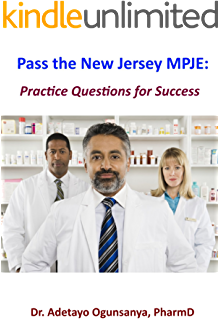 Practice Questions for Success: Pass the New York MPJE, Federal ...