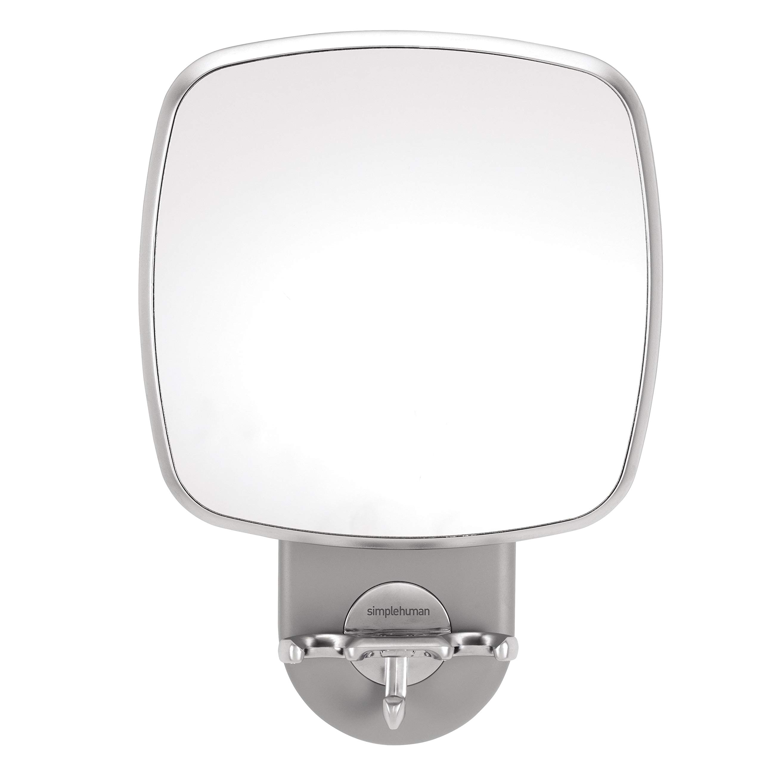 simplehuman Wall Mount Shower Mirror by simplehuman